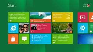 windows 8 web interface