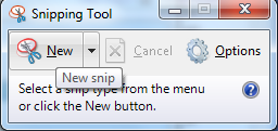 Free Quality Screenshot in Windows 7 within Selection (Print