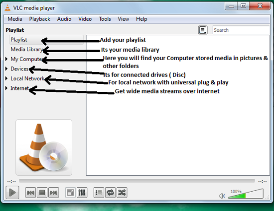 VLC Media Player features review for pc & android phones - NkjSkj com