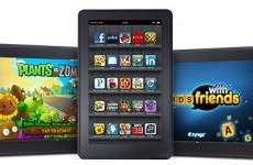 Amazon Kindle Fire Tablet features & tech Specs