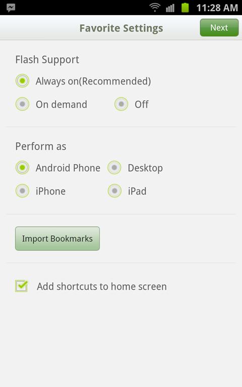 best browser for android for Browsing Internet - NkjSkj com