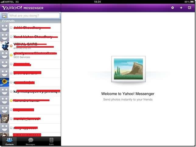 yahoo_iPad_tablet - free video calling options