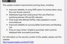 iOS 5.1.1 is Available for Update