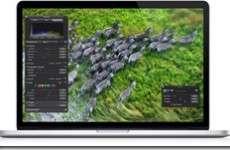 Apple's MacBook Pro with Retina Display Feature