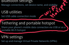 Connect to Internet using Mobile Phones on Computer or Laptop