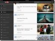 Official YouTube App for iPad Features