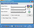 Windows 8 Internet sharing using WiFi (Virtual router)