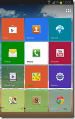 windows phone 8 tile home screen android