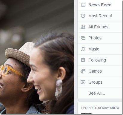 facebook rss feed updates
