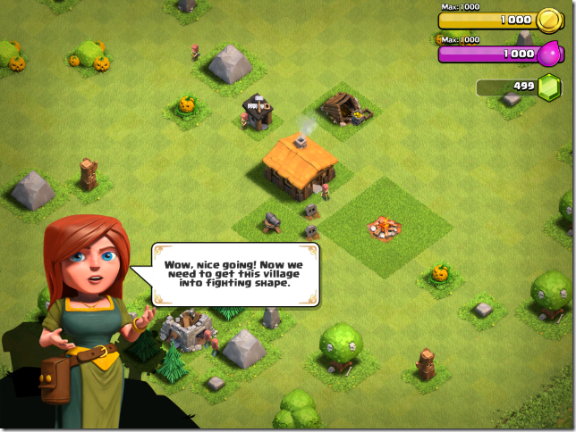 Clash of Clans - Free iPad Game app