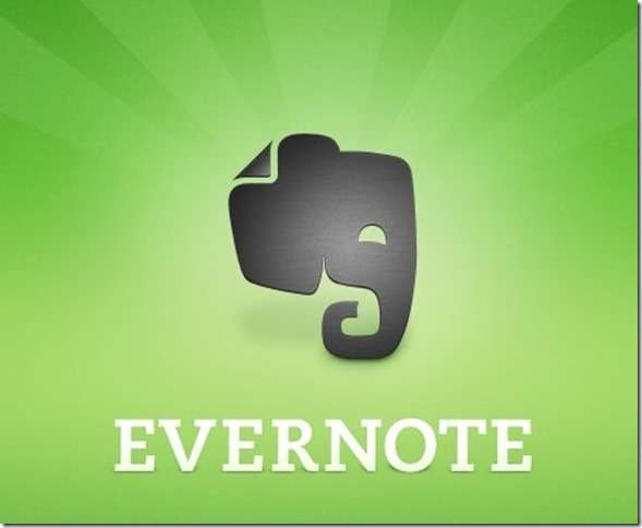 Evernote free windows 8 apps for PC