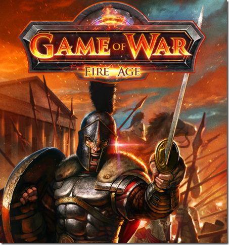 GameofWar - Free iPad Game app