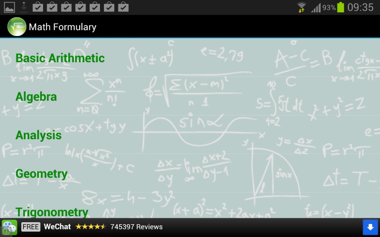 Fein College Mathe Apps Galerie - Mathematik & Geometrie ...