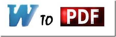 How to Convert Word to PDF File