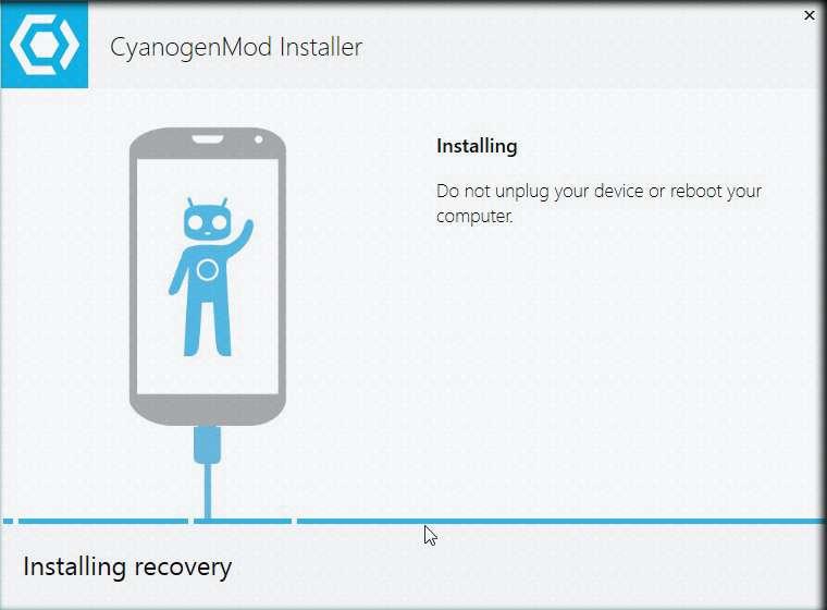 Making Android Smartphone Advanced using CyanogenMod