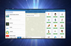 New Chat messenger App – Reliance jio Chat