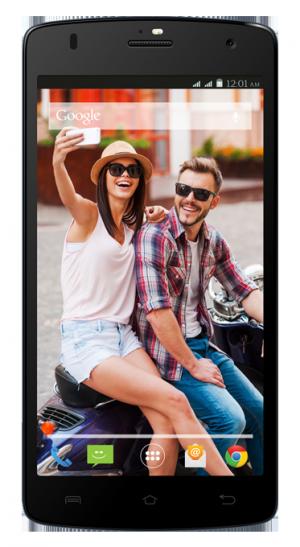 lava smartphone Iris Selfie 50