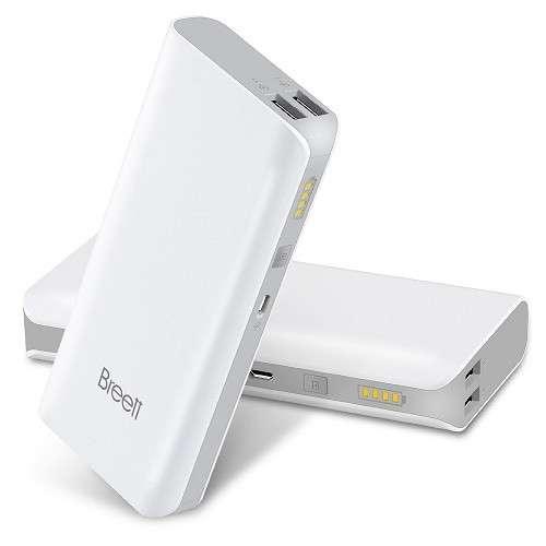 Breett Dual USB port Power Bank
