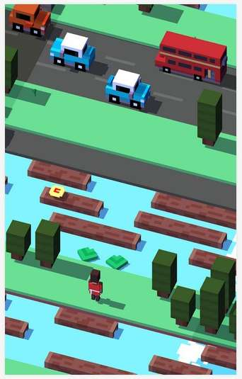 Crossy Road free Android Games App