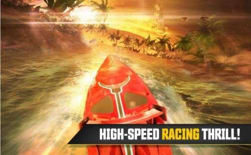 Driver Speedboat Paradise latest android game