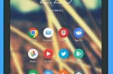 Top 5 Cyanogenmod themes for android