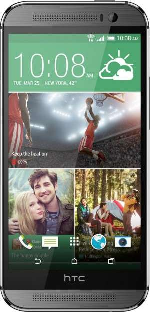HTC One M8 4G Smartphone