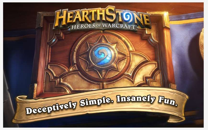 Hearthstone Heroes of Warcraft - free android games app