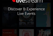 Live tv App for Android Smartphone