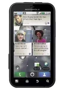 Motorola DEFY Water Proof Smartphones