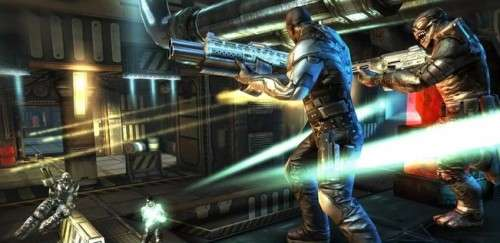 Shadowgun Deadzone online mobile game
