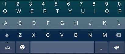 Fleksy Keyboard - best downloadable keyboards