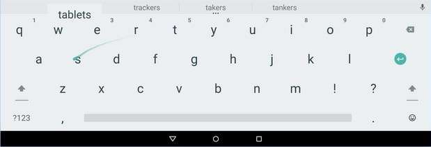 Google Keyboard - best downloadable keyboards