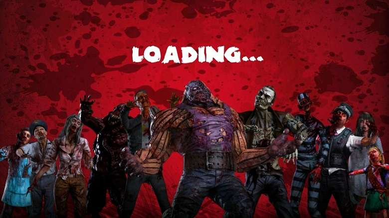 Loading Screen TableZombies Augmented Reality Game
