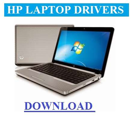 Download HP Laptop Drivers for windows